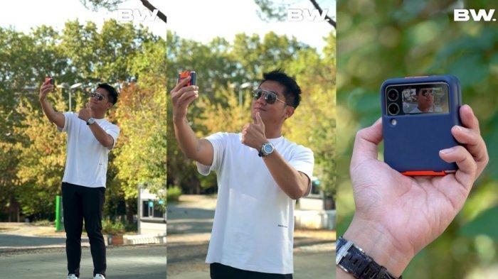 Bikin Instagram Reels Ala Boy William Yuk, Sekalian Jajal Performa Galaxy Z Flip3 5G