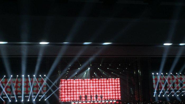 Backstreet Boy Sukses Hibur Fansnya di Indonesia