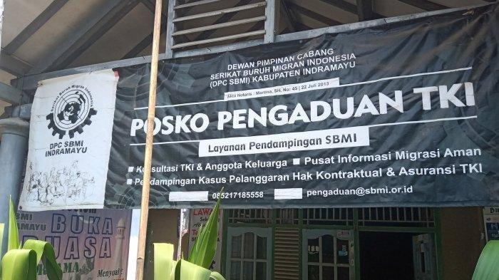 Pengantar Kerja Balai Pelayanan, Penempatan dan Perlindungan TKI (BP3TKI) Bandung di Indramayu, Budi Susanto, Senin (2/9/2019). Tribun Cirebon/Handhika Rahman