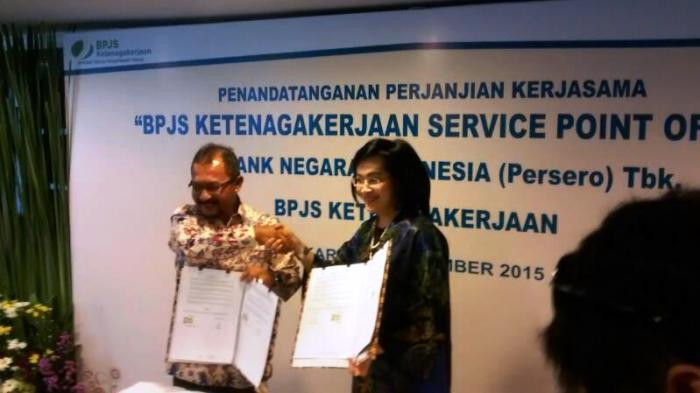 Service Poin Office Bpjs Ketenagakerjaan Kini Buka Di Bni Tribunnews Com Mobile