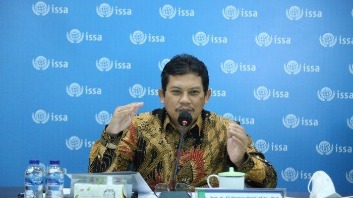 Dirut BPJS Kesehatan Dipilih sebagai Ketua Komisi Kesehatan ISSA