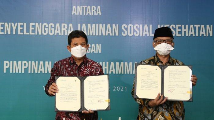 BPJS Kesehatan Lanjutkan Sinergi dengan PP Muhammadiyah