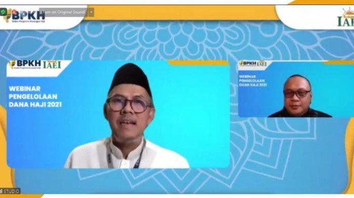 Pernyataan BPKH Soal Pengelolaan Dana Haji