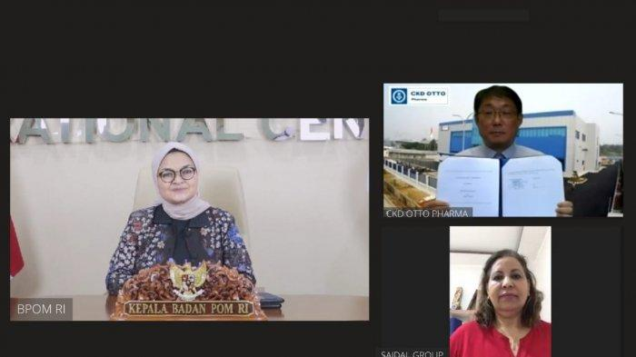 Obat Onkologi Asal Indonesia Rambah Aljazair, Nilai Ekspor Rp 250 Miliar