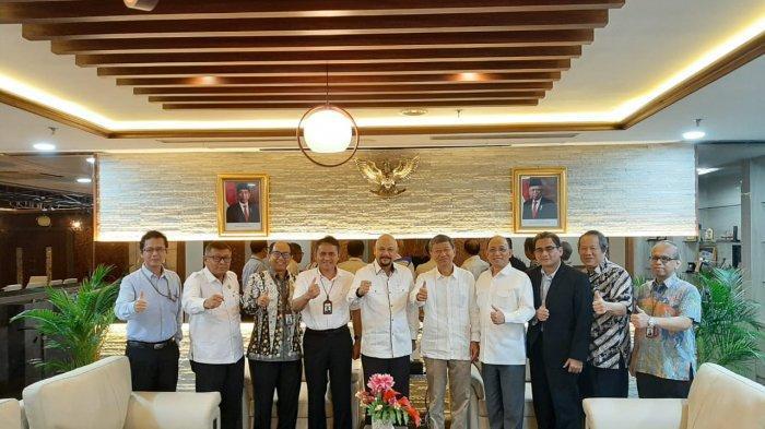 BPPT dan President University Sepakati Kerjasama Pengembangan Techno Park