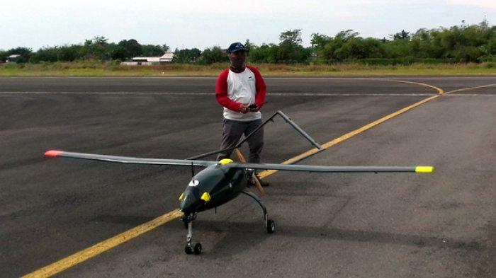 Drone Alap-Alap BPPT Menilai Kecocokan Lokasi Program KA Cepat Jakarta-Surabaya