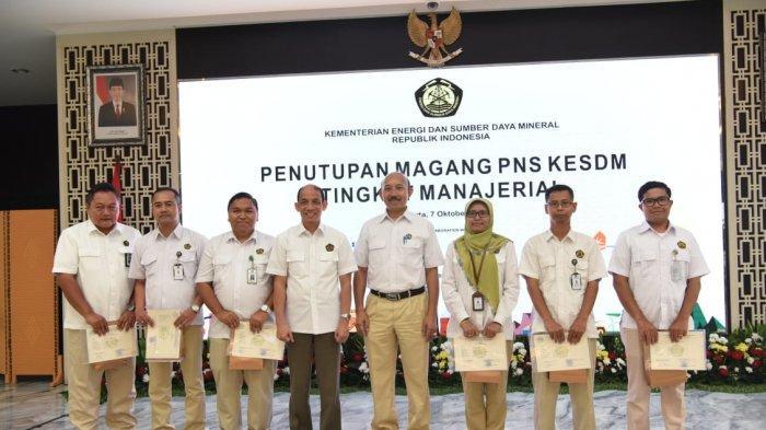 Wamen ESDM Ingatkan Excellent Services pada Lulusan Magang Manajerial 2019
