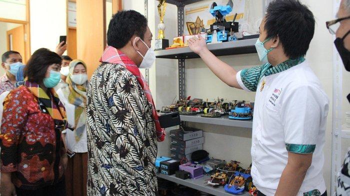 Kebutuhan Tinggi, BPSDMI Pasok SDM Industri di Sulawesi Lewat Sekolah Vokasi