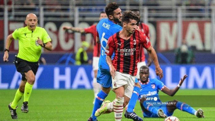 Brahim Diaz Sang Nomor 10 AC Milan, Disamakan dengan Kaka, Gantikan Calhanoglu dan Permintaan Pioli