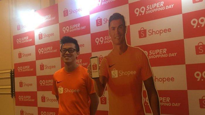 Apa yang Bikin Christiano Ronaldo Mau Jadi Brand Ambassador Shopee?