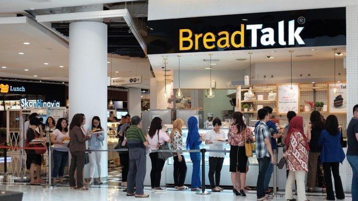Gelar Promo Roti Murah, BreadTalk Terapkan Trik Khusus Agar Antrian Tak Mengular