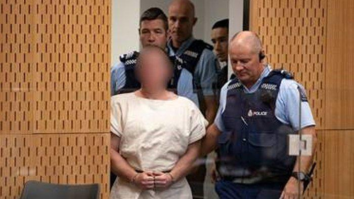 Pasang Wajah Melas di Persidangan, Pelaku Teror di Masjid Christchurch Ingin Dinyatakan Tak Bersalah