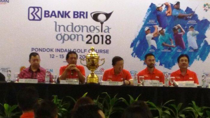 BRI Indonesia Open 2018: Turnamen Golf Bergengsi di Indonesia Berhadian Total 500 Ribu Dolar AS