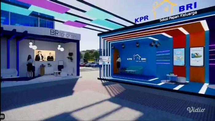 Bri Tawarkan Bunga Kredit 3 76 Persen Lewat Kpr Bri Virtual Expo 2021 Tribunnews Com Mobile