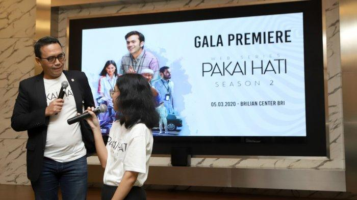 Season Pertama Sukses Raup 4,3 Juta Views, BRI Rilis 'Pakai Hati' Season 2
