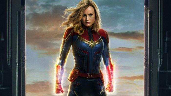 Brie Larson beri komentar saat Captain Marvel tidak terlihat di trailer 'Avengers: Endgame'