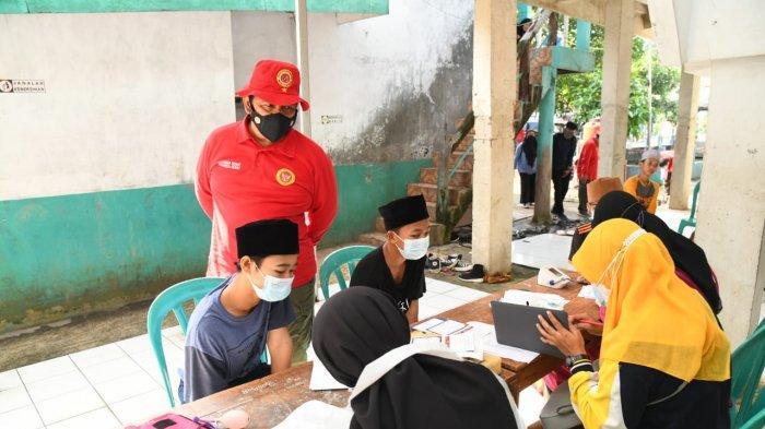 Harapan Santri Ponpes Roudlotussalam Banten Setelah Ikut Vaksinasi Massal yang Digelar BIN