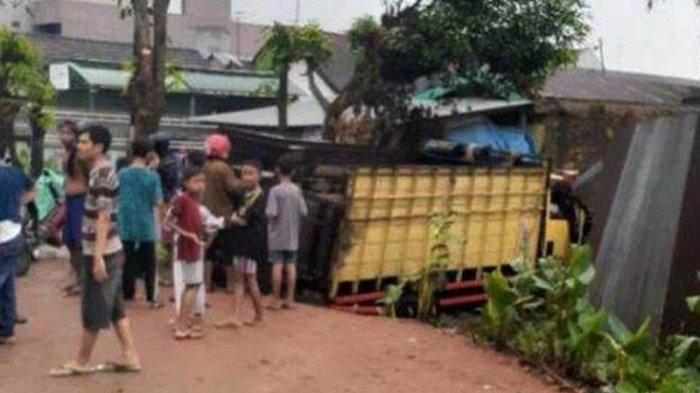 Brigadir Suriantor Tewas Tertabrak Truk Saat Amankan Natal, Sopir Kabur