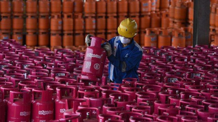 Pertamina: Konsumsi Elpiji Non Subsidi Naik 25 Persen