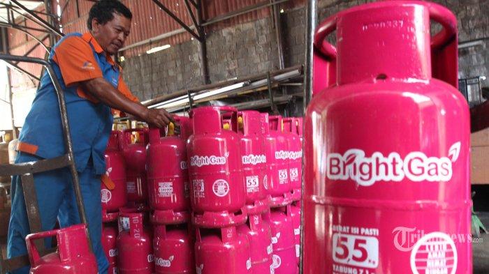 DPR Meminta Pertamina Pastikan Stok Elpiji 5,5 Kg di Daerah