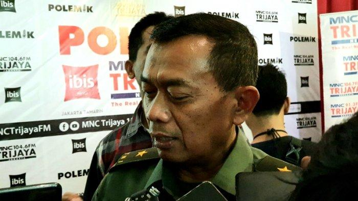 TNI: Penyelesaian Batas Wilayah Indonesia-Malaysia Lewat Mahkamah Internasional