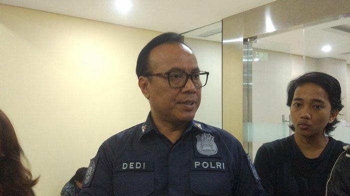 Gunakan Skema Pengamanan 4 Ring hingga Terjunkan 32 Ribu Personel Jaga KPU, Ini Alasan Polri