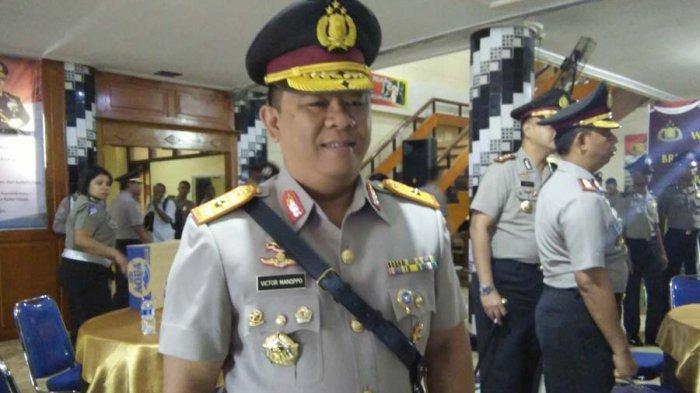 Profil Brigjen Victor Manoppo, Jenderal Polisi yang Kini Jadi Stafsus Menteri Kelautan dan Perikanan