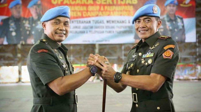 Profil Brigjen TNI Tri Budi Utomo Danpaspampres Baru, eks-Pengawal Jokowi