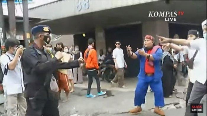 Kompolnas: Kepolisian Sah dan Berwenang Membubarkan Demonstrasi 1812