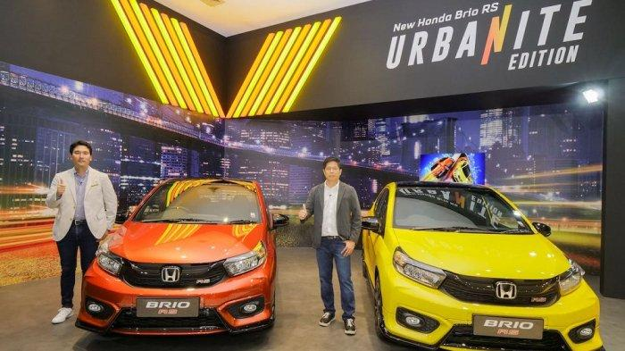 Honda Rilis New Brio RS Urbanite Edition, Desain Makin Sporty Inbox  lita febri