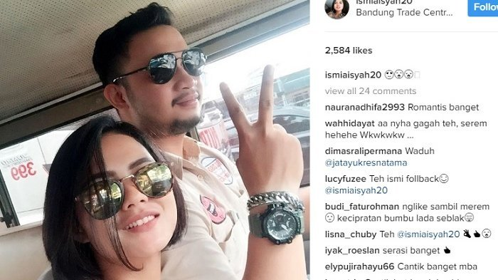 Ini Hobi Polwan Cantik Yang Viral Setelah Ledakan Bom di Bandung