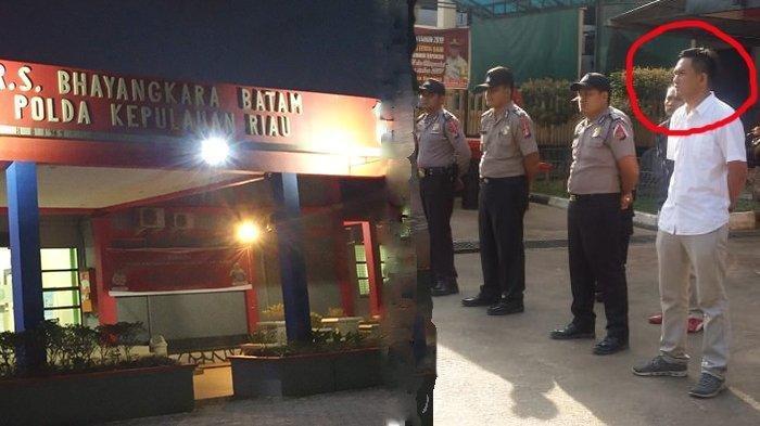 Tangis Keluarga saat Jenazah Bripka Kristian Korban Bunuh Diri Diautopsi di RS Bhayangkara