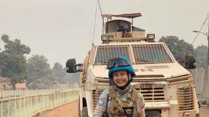 Kisah Polwan Penjaga Perdamaian di Afrika: Sempat Cemas Disandera Kelompok Bersenjata