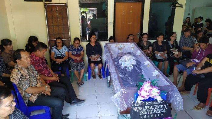 Sebelum Tewas Gantung Diri, Briptu Nofrianto Mona Dicari Polisi Karena Membakar Kamar Sang Pacar
