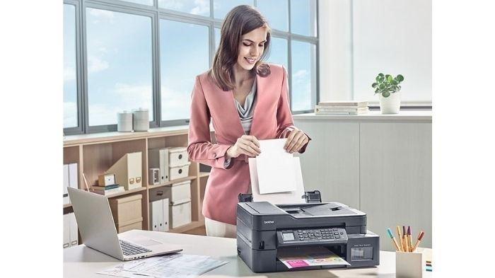 Brother Refill Ink Tank Printer: Volume Cetak Lebih Tinggi, Harga Lebih Ekonomis!
