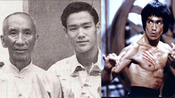 Cerita Masa Lalu Bruce Lee : Sebelum Bertemu Ip Man, Belajar Kungfu untuk  Menganiaya Orang - Tribunnews.com Mobile