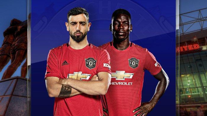 SEDANG BERLANGSUNG Live Streaming Sheffield vs Manchester United, Bruno Fernandes-Pogba Starter