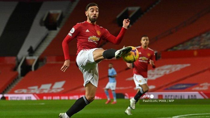 Manchester United Siapkan Kontrak Baru Bernilai Fantastis Buat Bruno Fernandes