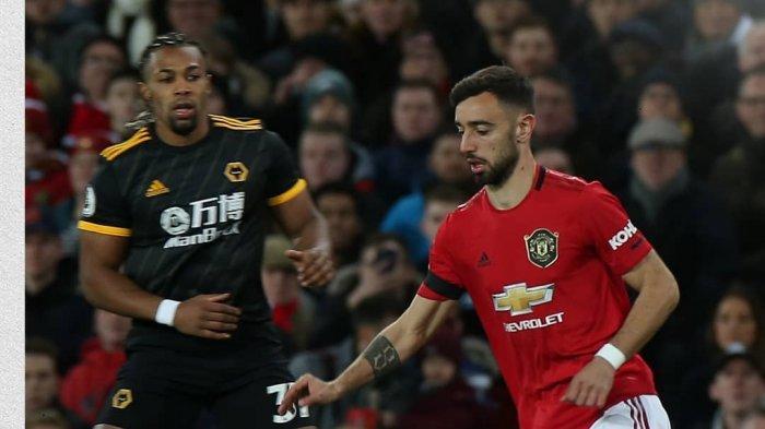 Fakta-Fakta Menarik Dibalik Kemenangan Manchester United Atas Watford, Aksi Menawan Bruno Fernandes