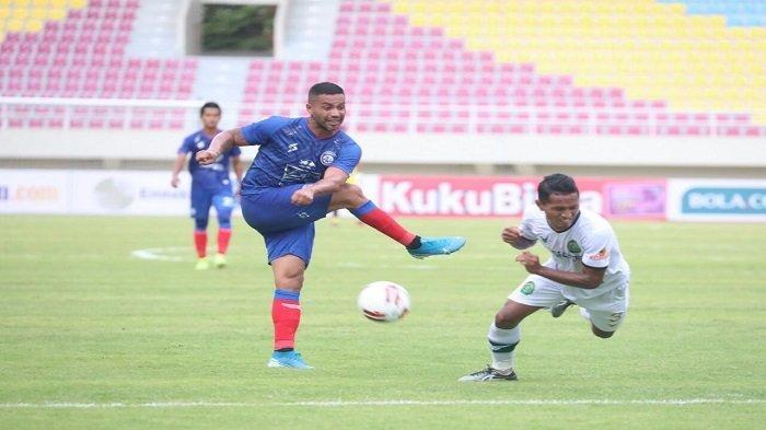 Buah Kegagalan Piala Menpora 2021, Arema FC Putuskan Coret Dua Legiun Asingnya