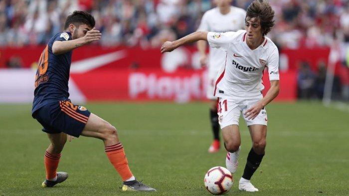 Efek Negatif Keputusan Sevilla Lepas Bryan Gil, Hilangnya Aset Masa Depan Los Nervionenses