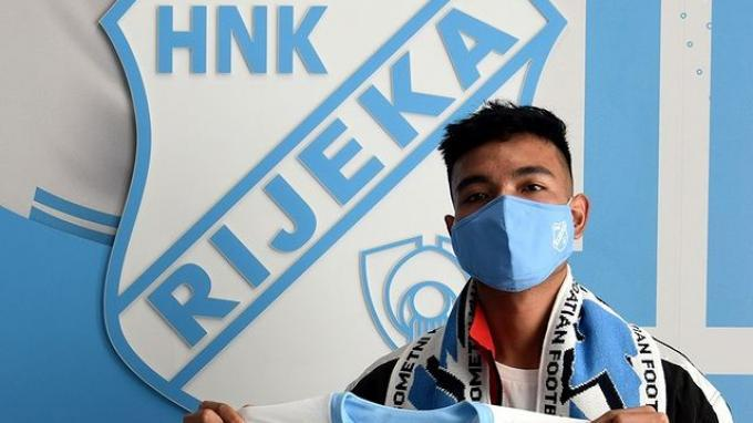 Profil Brylian Aldama, Sosok Armada Kebanggaan Garuda Muda yang Gabung HNK Rijeka