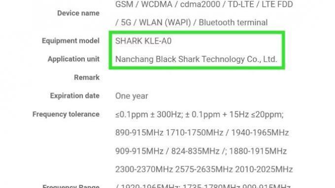Black Shark 3 dikabarkan rilis Februari mendatang