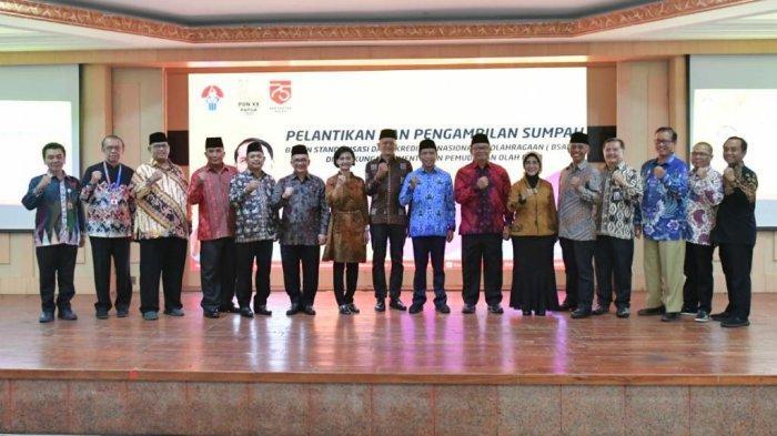 BSANK Siap Menjawab Tantangan Dalam Upaya Meningkatkan Kualitas Penyelenggaraan Olahraga Indonesia