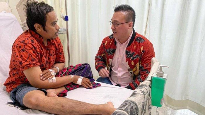 Anggota DPRD DKI Jakarta Kenneth Sesalkan Gedung Roboh di Slipi Tidak Memiliki IMB