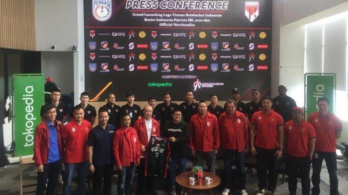 Jelang Berlaga di Kualifikasi FIBA Asia Cup 2021, Timnas Basket Indonesia Ikut Serta di IBL 2020