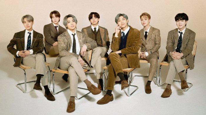 Terbang ke New York, BTS Jadi Perwakilan Korea Selatan dalam Sidang Umum PBB ke-76