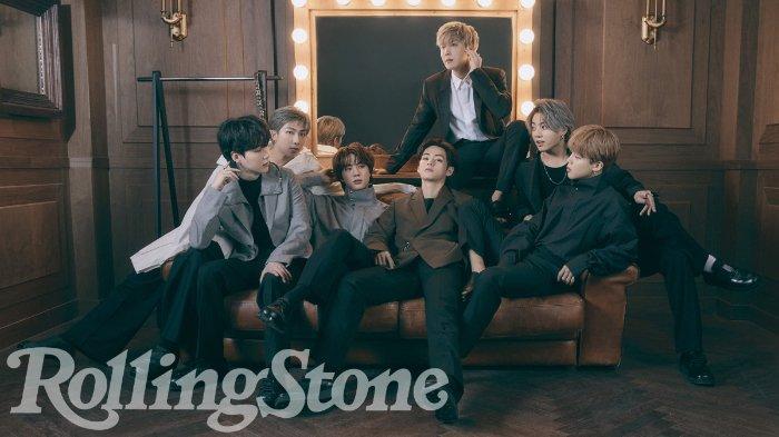 Harga Outfit BTS di Majalah Rolling Stone, Kenakan Brand Mewah, Louis Vuitton, Dior hingga Givenchy