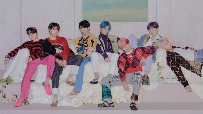 BTS Pecahkan Rekor, 2 Lagu Masuk Billboard Hot 100, Boy With Luv di 10 Besar, Make It Right Nomor 95