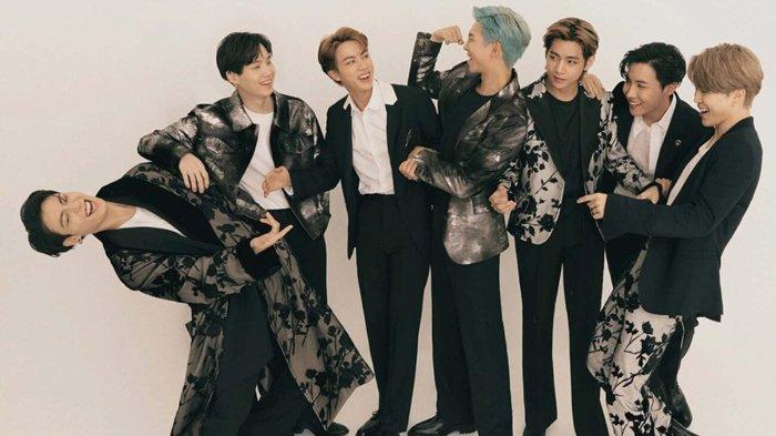 Produser BTS Dinobatkan Komposer Terbaik, ''Boy With Luv'' Jadi Lagu Paling Banyak di Streaming